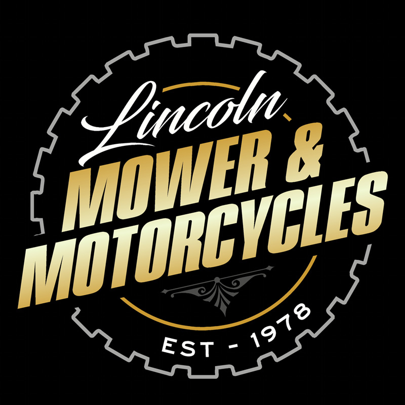 Lincoln Mower and Motorcycles